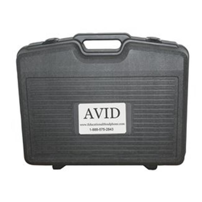 Avid Products EXTRA CASE Headphone Carrying Case Black - image 1 de 1