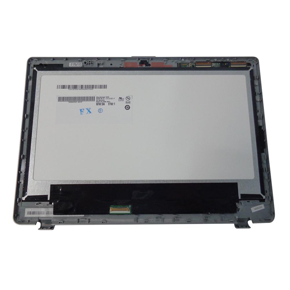 Acer Aspire V5-122P V5-132P Silver Lcd Touch Screen & Bezel B116XAN03.2