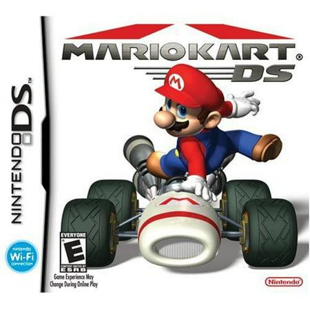 Mario Kart - Nintendo DS - game cartridge](Mario Kart Dress Up)