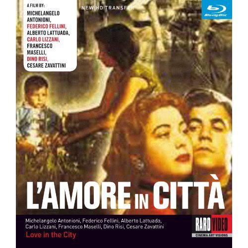 Love In The City (Blu-ray) KICBRRVD060