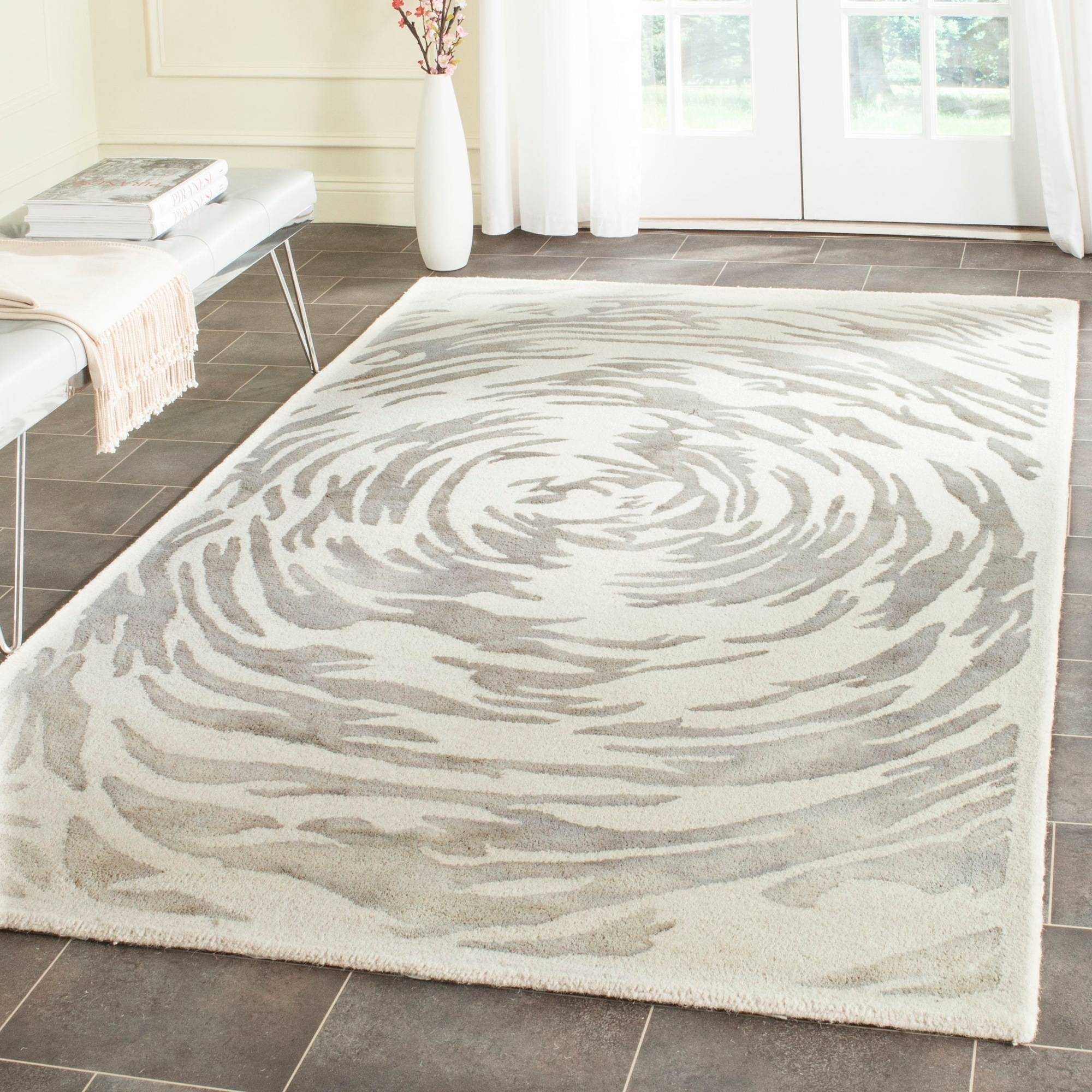 Safavieh Bella Igor Abstract Wool Area Rug or Runner