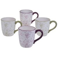 a8fa11a705b Product Image Certified International Bunny Patch 20-ounce Toile Mug (Set  of 4)