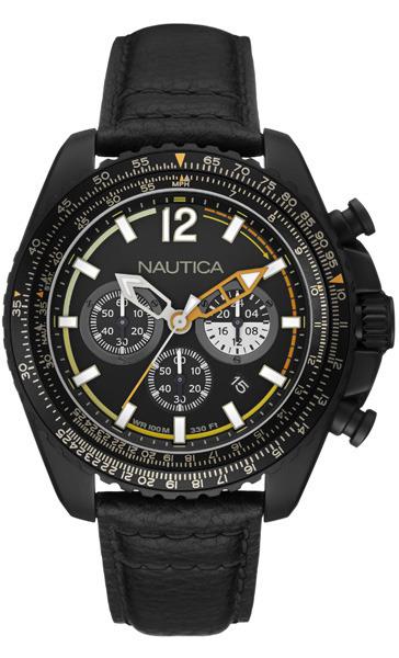 NAUTICA MEN'S WATCH NMX 1500 48MM by Nautica