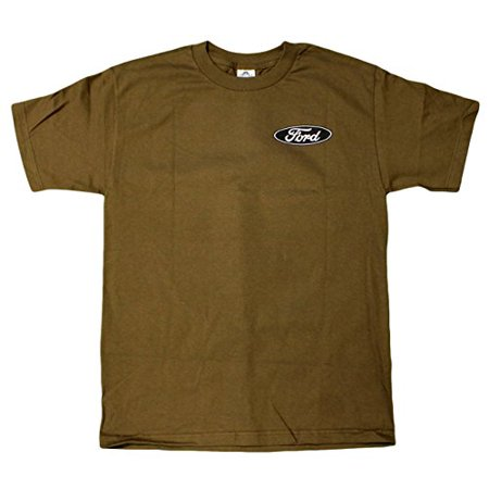 Mens Ford Motors Fmc Truck If Mud Aint Flyin  You Aint Tryin T Shirt