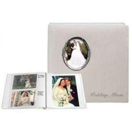 Wedding PostBound pocket album for 5x7 prints and scrapbook pages by - Wedding Album