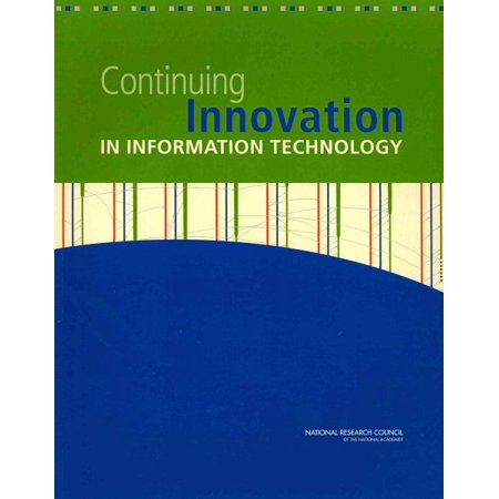 Continuing Innovation In Information Technology
