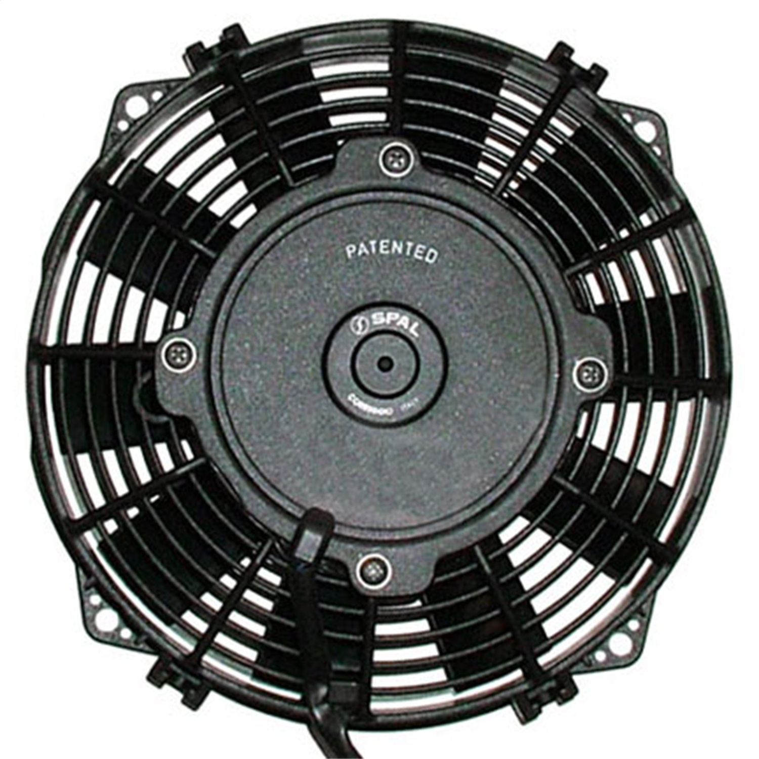 SPAL 10 in 437 CFM Low Profile Electric Cooling Fan P/N 33600