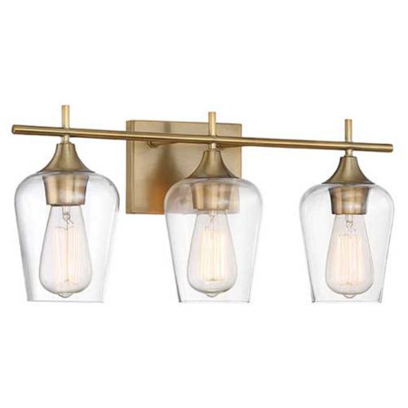 Savoy House Octave 8-4030-3 Bathroom Vanity Light
