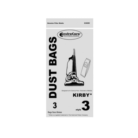 Kirby Style 3 Heritage Ii 2 838sw Vacuum Bags Also Replaces Generation 4 5 6