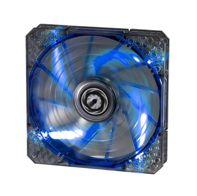 Bitfenix BFF-LPRO-14025B-RP Spectre Pro 140mm Blue Led Case Fan