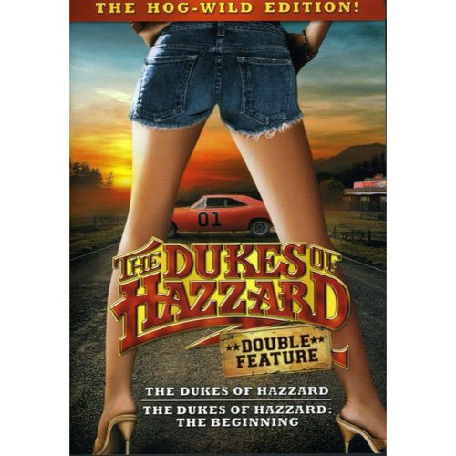 DUKES OF HAZZARD FILM COLLECTION (DVD/WS/DBFE/DOH/DOH-BEGIN)