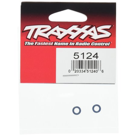 Bearings Blue Shield - Traxxas 5124 Bearings with Blue Rubber Shield, 4x7x2.5mm (pair)