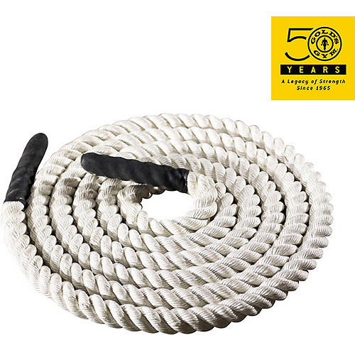 Gold's Gym Extreme 20' Training Rope