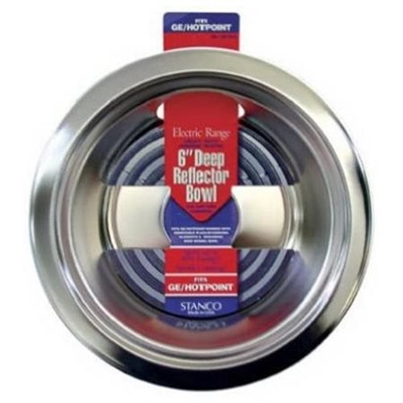 STANCO DEEP REFLECTOR BOWL -Mfg# 5010-6 - Sold As 10 Units