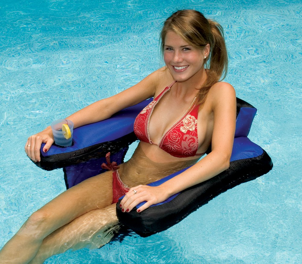 Genial Floating Pool Chairs