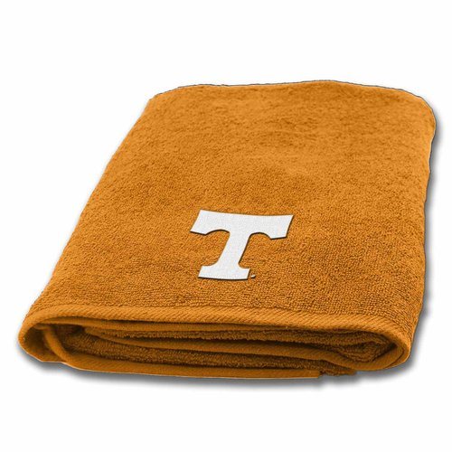 NCAA University of Tennessee Decorative Bath Collection - Bath Towel