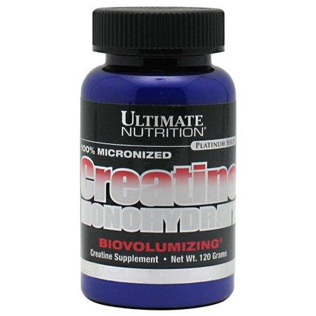 ULTIMATE NUTRITION Monohydrate de
