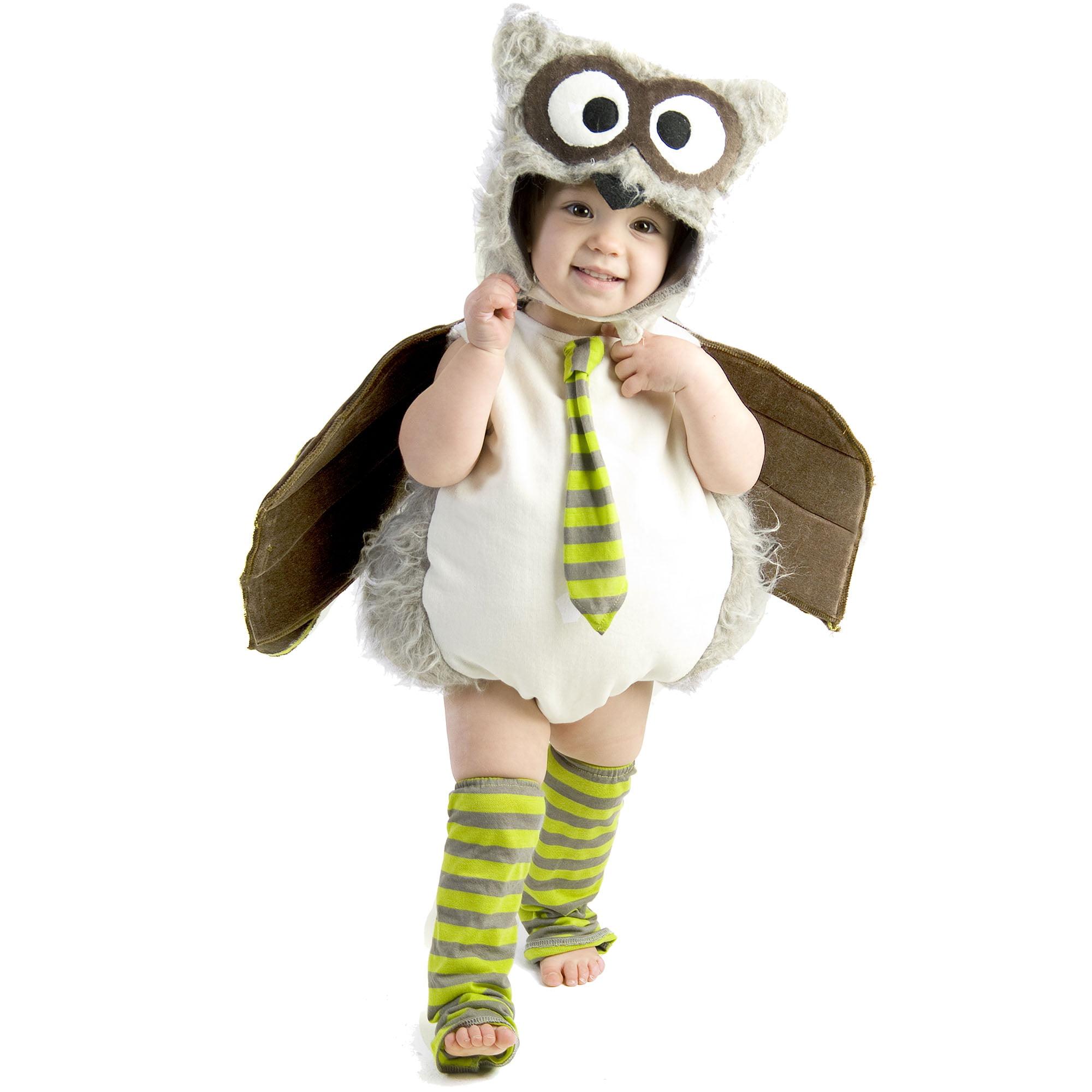 Princess Paradise Premium Edward the Owl Toddler Costume