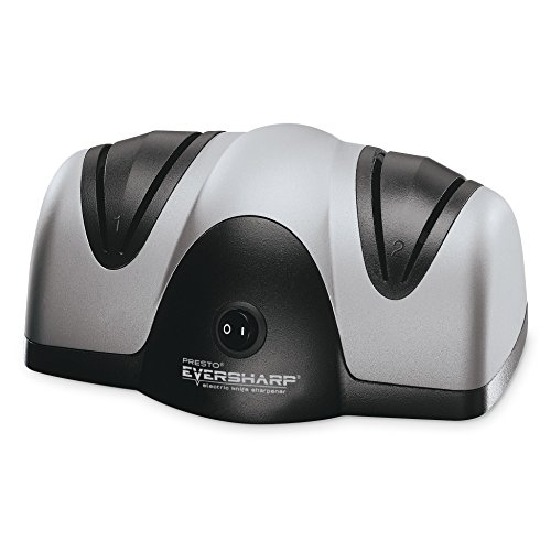 Click here to buy Presto 08800 EverSharp Electric Knife Sharpener by LIVEDITOR LIGHTING.