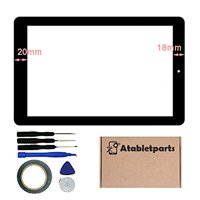 Atabletparts Digitizer Touch Screen Replacement for RCA 10 Viking Pro RCT6303W87 RCT6303W87DK Tablet