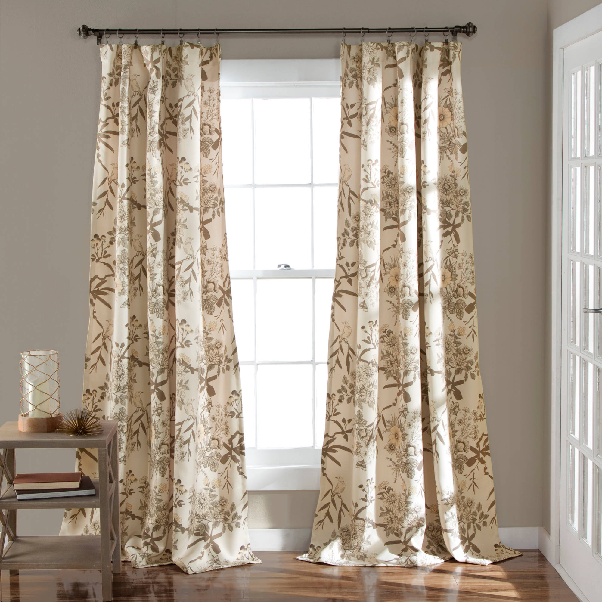 Lush Decor Lake Como Curtains Thermal Curtains Kohls Dress Up Your Kitchen Window With This