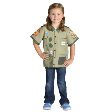 My 1st Career Gear Zookeeper, One Size Fits Most, Ages -
