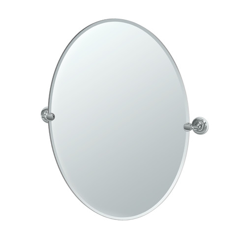 Gatco Designer II Oval Mirror by Gatco