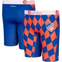 FC Cincinnati Ethika Micromesh Boxer Briefs - Orange
