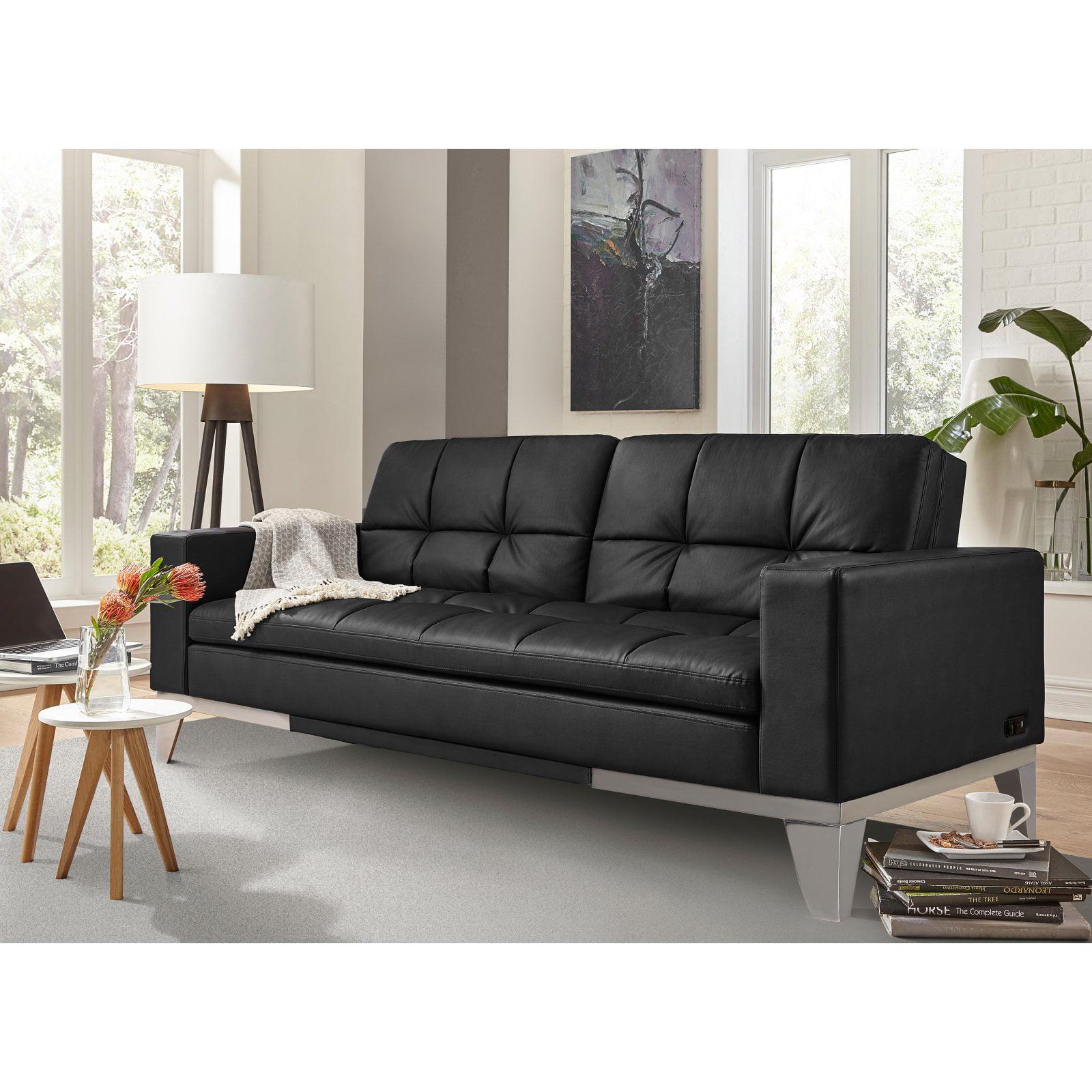 Relax A Lounger Westley Convertible Sofa   Walmart.com ...