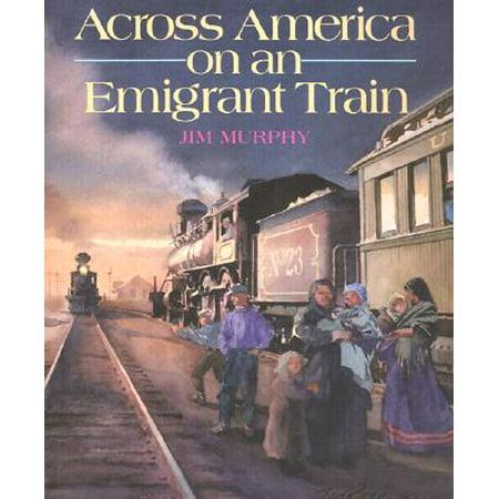 American Train - Across America on an Emigrant Train
