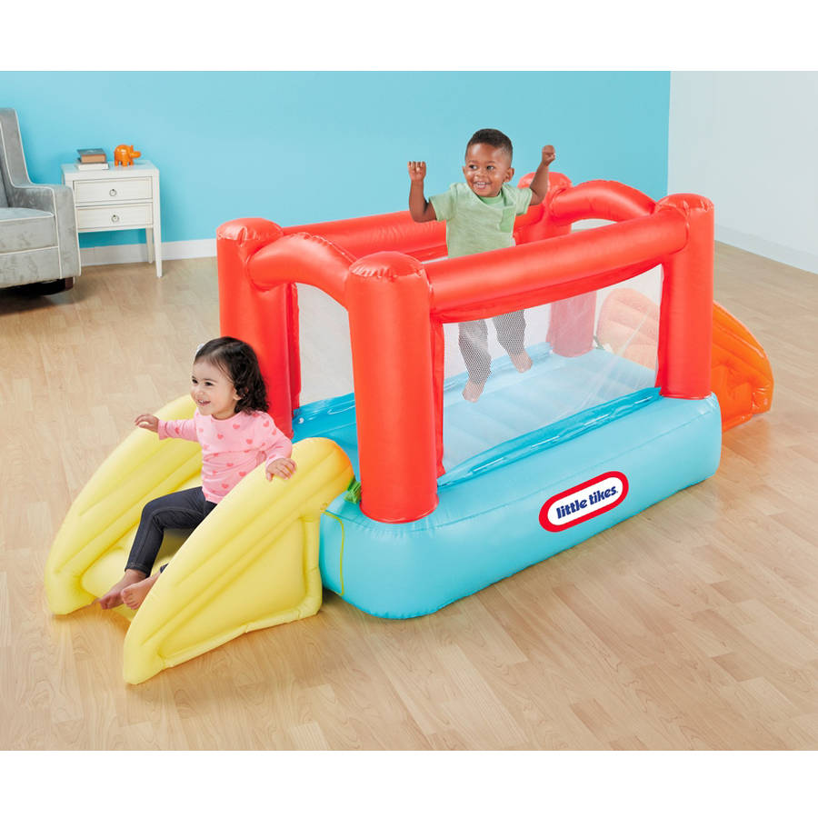Little Tikes My First Bouncer Indoor Inflatable