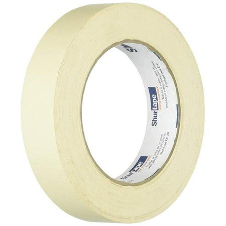 """Shurtape Economy Masking Tape - 1"""" x 60 yds."""