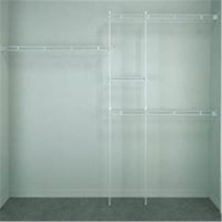 Organizer Closet Kit 5-8Ft 1628 - image 1 de 1