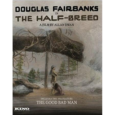 The Half Breed / The Good Bad Man Blu-ray