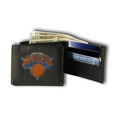 NBA Licensed Embroidered Billfold - New York (Wildcats Embroidered Billfold)