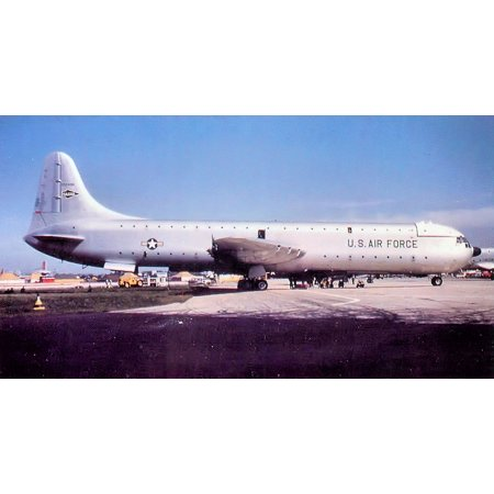 Laminated Poster Convair Xc 99 Attached To The Mats 1700Th Air Transport Group  Kelly Afb  Texas  1954  Note San Anto Poster Print 24 X 36