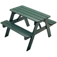 Little Colorado 144GRN Childs Picnic Table, Green