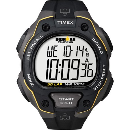 Click here for Timex Men's Ironman Classic 50 Full-Size Watch, Bl... prices