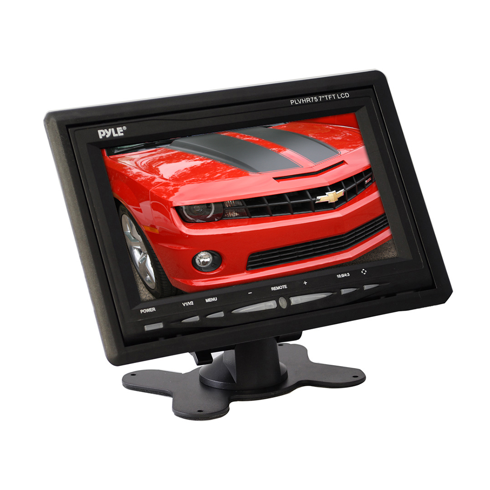 "Pyle 7"" PLVHR75 Widescreen Headrest LCD Monitor"