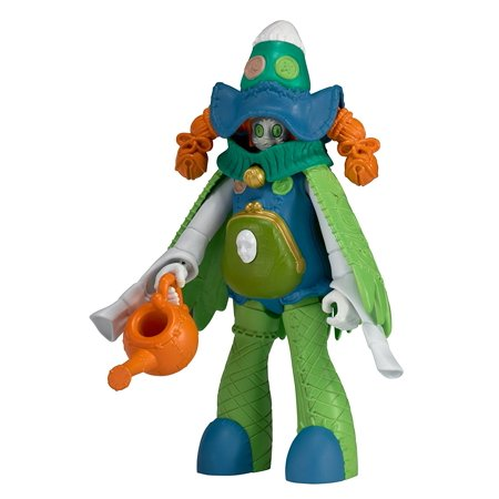 Super Hero And Villain (Dino Super Charge Villain Curio Action Figure, 5