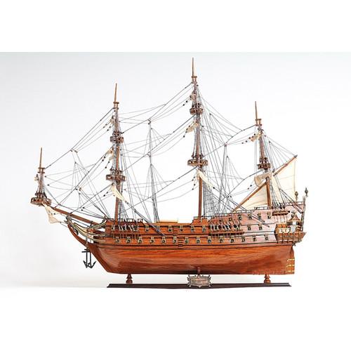 Old Modern Handicrafts Zeven Provincien Model Ship by Old Modern Handicrafts