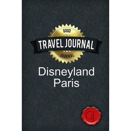 Disneyland Paris Halloween Jack (Travel Journal Disneyland)