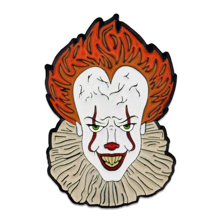 PinMart Scary Evil Dancing Clown Halloween Horror Movie Lover Enamel Lapel Pin](Halloween Horror Dance Music)