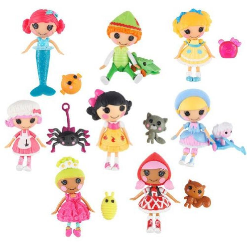 MGA Entertainment Mini Lalaloopsy Tales 3 inch Mini-Dolls...