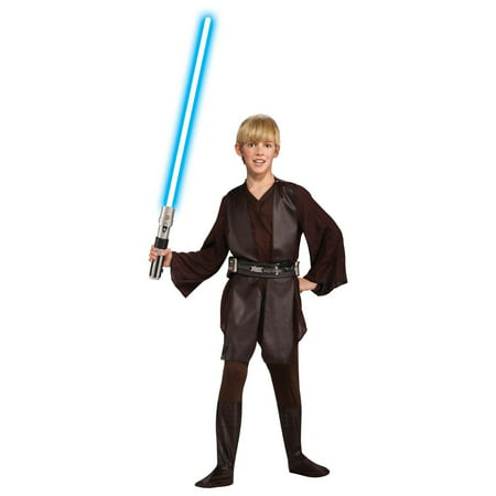 Star Wars Anakin Deluxe Child Costume - - Anakin As A Kid
