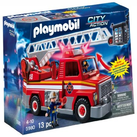 - PLAYMOBIL Rescue Ladder Unit
