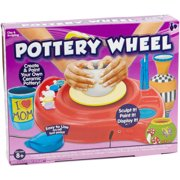 Horizon Group USA Electric Pottery Wheel & Clay Sculpting Kit, 1 Each