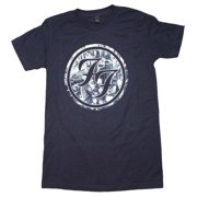 Foo Fighters City Circle Logo T-Shirt Medium