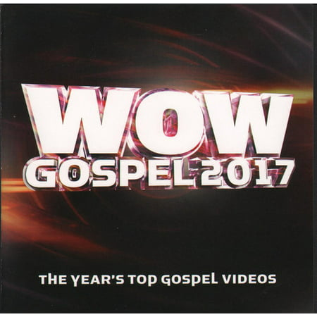 Upcoming Halloween Specials 2017 (WOW Gospel 2017 (DVD))