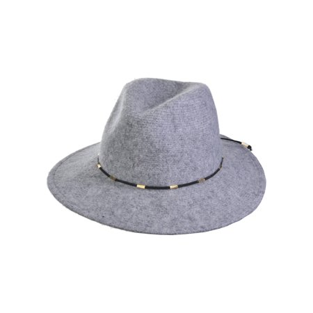 Top Headwear Wool Fedora W/ String Band - Black - image 1 de 1